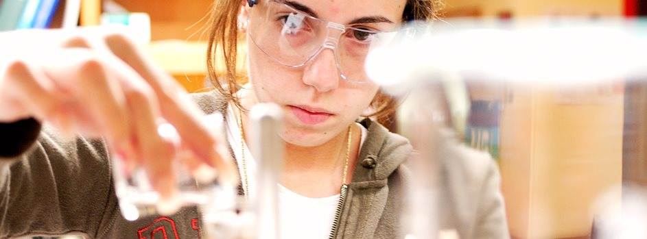 Physical Sciences Courses