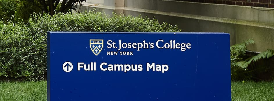 SJCNY Spring 2021 - Facilities and Signage