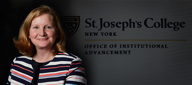 St. Joseph's Welcomes New Vice President for Institutional Advancement
