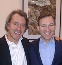 Colin Beavan and Dan Harris