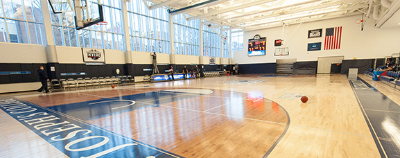 The Hill Center multipurpose facility/gym Image