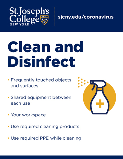 Download Disinfect Sign