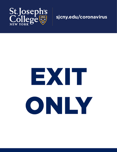 Download Exit Only Sign