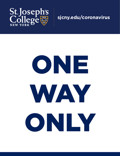 Download One Way Only Sign