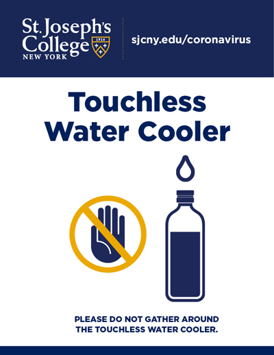 Download Water Cooler Sign