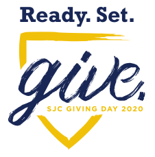 Ready. Set.. Give — SJC Giving Day 2020