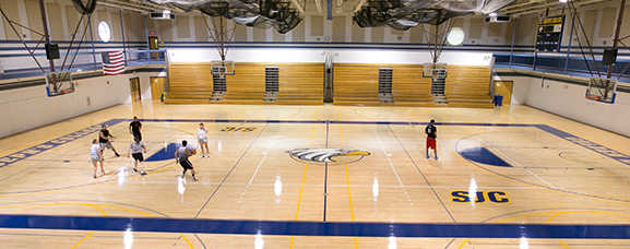 Athletics Facilities Image