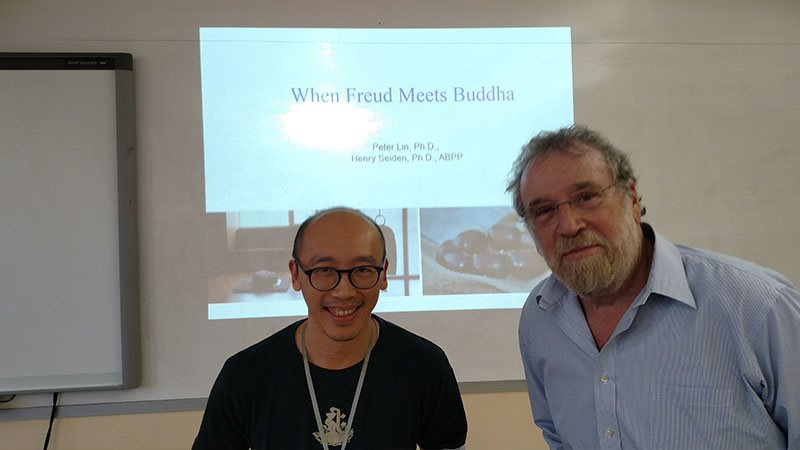 Peter Lin and Henry Seide Div 36