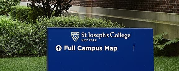 Facilities and Campus Signage Image