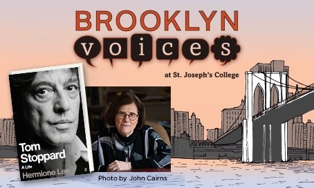Brooklyn Voices: Virtual Event with Hermione Lee