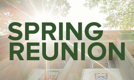 Postponed - Spring Reunion Weekend — Mass and Luncheon