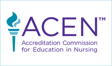 Accreditation visit by the ACEN
