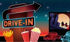 Drive-in Movie Night featuring: The Nightmare Before Christmas